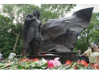 Monument of Igor Talkov Opened in Shchekino
